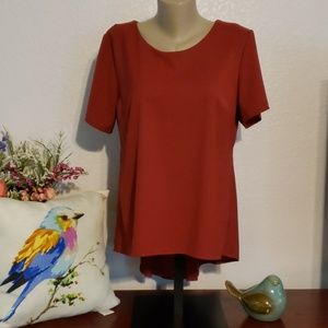 NY collection Blouse Size L